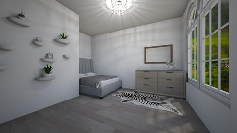 Zebra - Glamour - Bedroom - by Twerka