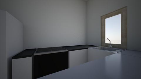 WN kitchen - Kitchen - by beejui