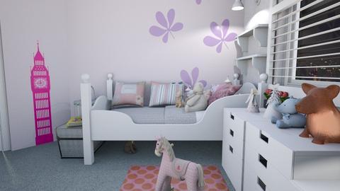 kid room - by lizvelasquezz