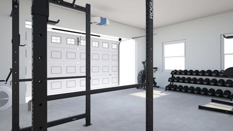Garage Gym 2 - by rogue_9a85871dacb91ca7af437d1747a1b