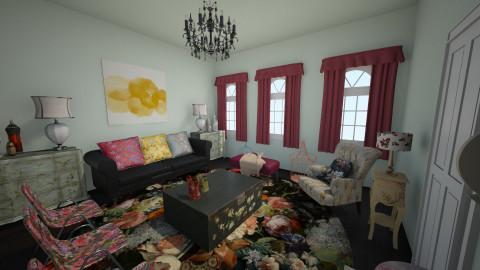 vintage - Vintage - Living room - by kiscsitty