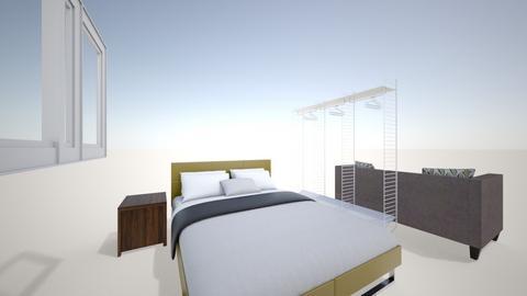 flex bedroom - by karenewinston