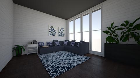 living room - by BrynnWisse
