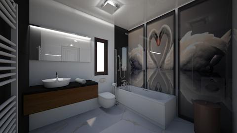Marian - Bathroom - by Flori Santa