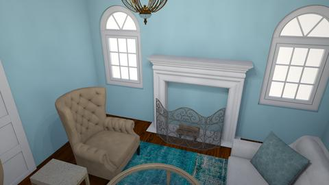 Louisiana Flare - Living room - by Anea Designs