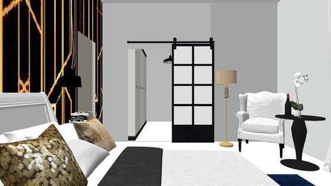 Etaj mansarda 1 - Bedroom - by CristinaCostandache