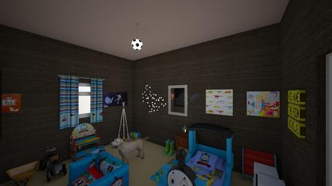 Brianna room - Kids room - by lildivajo