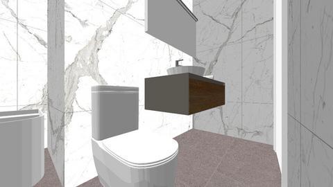 1 - Bathroom - by kinkac