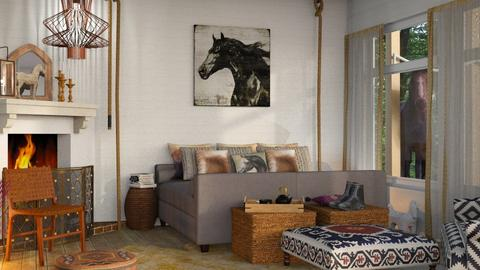 the jockey bedroom - by rfstarbuck