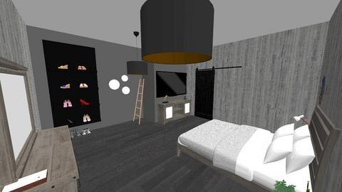 RatHouse_EmmaBradshaw - Modern - Bathroom - by Emma Bradshaw