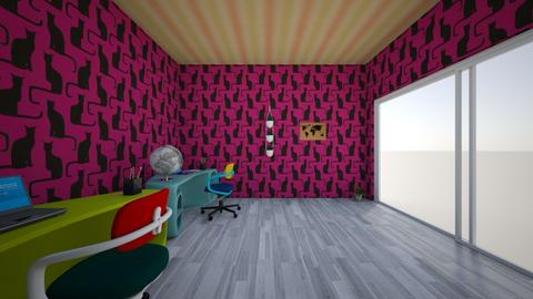 Frostylynx office - Modern - Office - by Frostylynx
