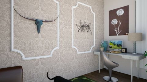 my - Bedroom - by zelenvalic