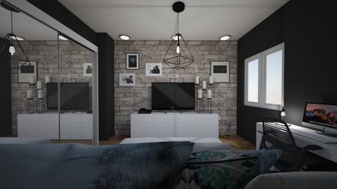 p Tomka - Bedroom - by OliwkaK