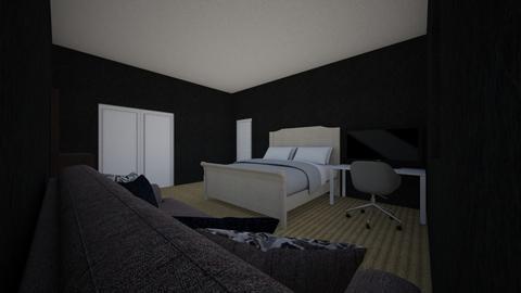 Thu Khau - Bedroom - by senewby