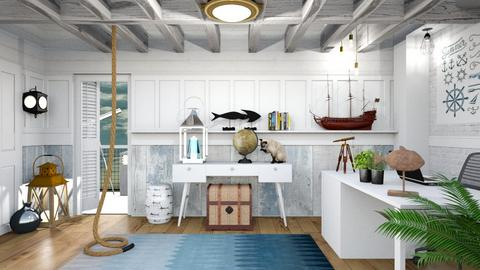 nautical office - by Bren123