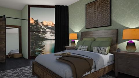 Bedroom - Bedroom - by hannakristiine