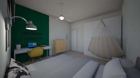 Ido Peek 35 - Kids room - by erlichroni