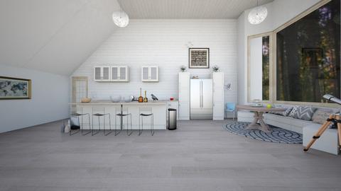 Pretty Kitchen - Kitchen - by sjm2025ozark