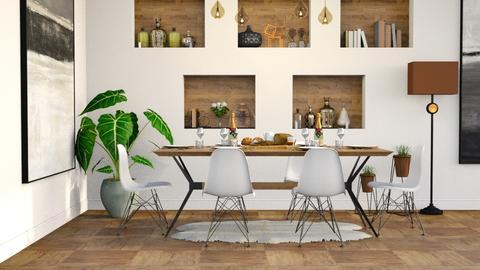 Weaver - Dining room - by millerfam