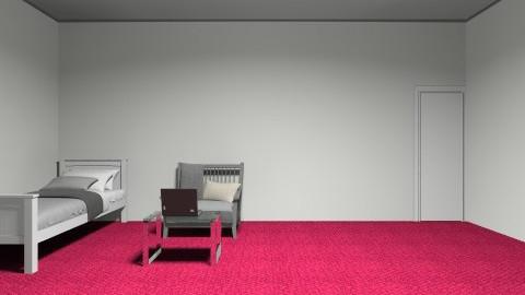 Bedroom1 - Glamour - Bedroom - by arekwarren5