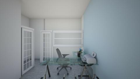 OFICINA GIS URBANO SAC - Modern - Office - by Brenda Paucar