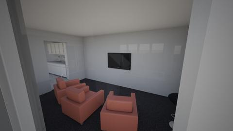 Bright Oaks - Office - by blackpropeller