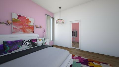 MY dream bedroom - by micah17_