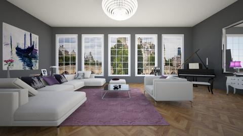 Grande by ModDezign - Living room - by Sanja S