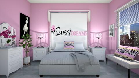 Sweet Dreams - Bedroom - by VeroDale