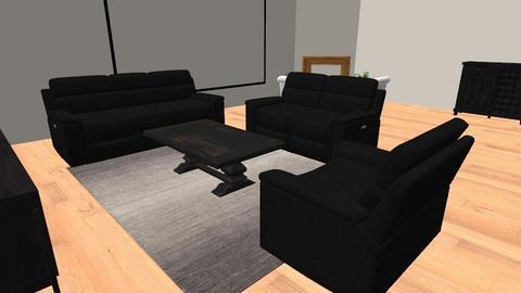 Living Room New Sofa - Living room - by bcvrn4