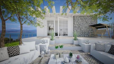 family home 188 - Modern - Garden - by Stavroula Chatzina