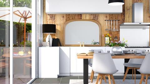 Kitchen3 - Kitchen - by anamarijag00