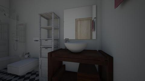 bedroom  - Minimal - Bedroom - by xhenishima