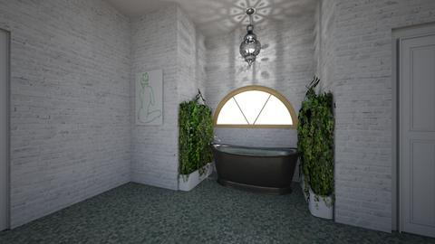 The New Victorian - Bathroom - by gabby22499