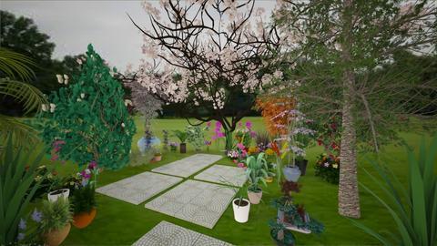 Garden Spot - Glamour - Garden - by Isaacarchitect