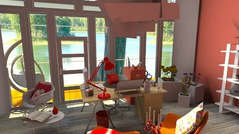 The Home Executive - Eclectic - Office - by idesine