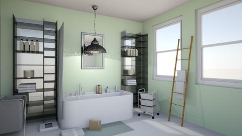 MINT - Modern - Bathroom - by Yate