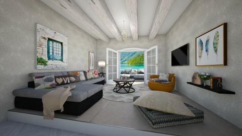 3 - Living room - by Dijana93