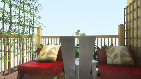 spark of Green 7 - Minimal - Living room - by herjantofarhan