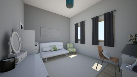 Bedroom - Minimal - Bedroom - by proala27