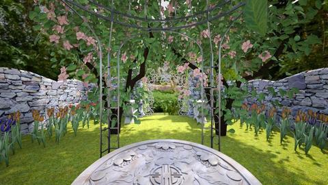 Private Garden - Garden - by SammyJPili