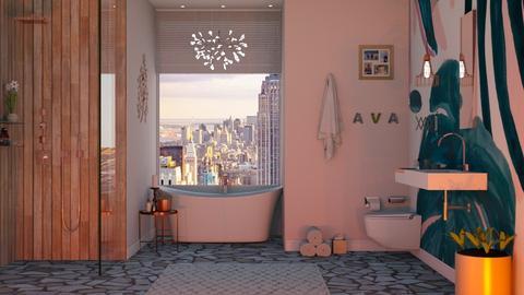 Bathroom for Ava - Bathroom - by lovedsign