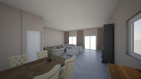 Gijsberts - Living room - by RosalieGijsberts