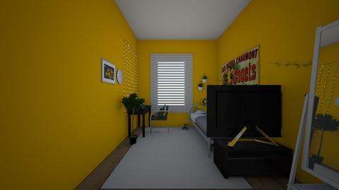 lol - Vintage - Bedroom - by Caressmyoldsoul