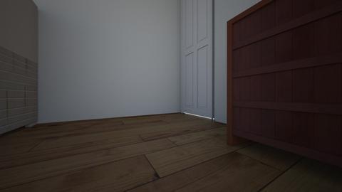 Lucys room - Bedroom - by Grace Byard
