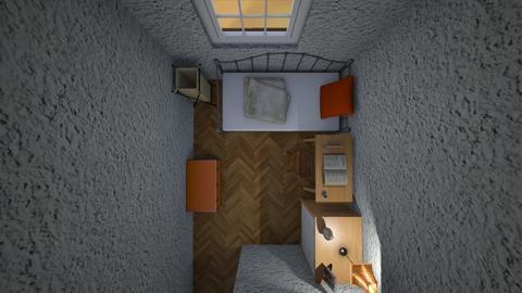 Sargeritestone2 - Bedroom - by scourgethekid