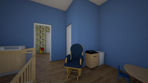 Dream Infant Room - Kids room - by ZKPEGFWZRZHJMJEVBVRKGJDGBJJGMMD