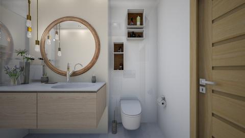 Craciun Cristian - Bathroom - by Flori Santa