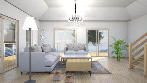 Little Living room - by MarteDePlaneta