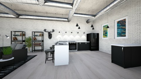 Kitchen - Kitchen - by mjjjj_01